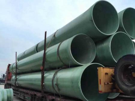 玻璃钢管道产品七大优点