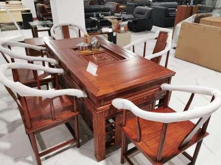 二手实木桌椅