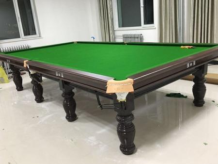 怎样鉴别台球桌的质量优劣?