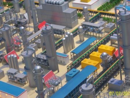 工业模型高端物理沙盘