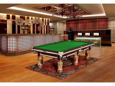 海西台球桌-怎么看一个好的台球桌