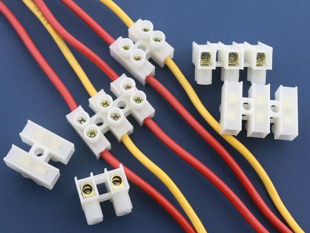 螺丝电线接线端子电源线对接器灯具接线PP/PA家用接线