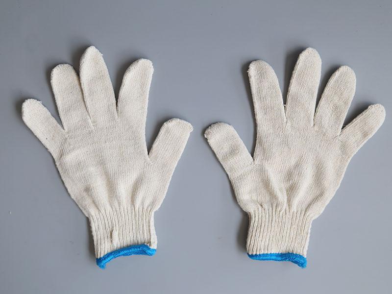 线手套要满足质量和外观的双重条件