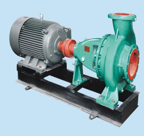 压滤机喂料泵结构