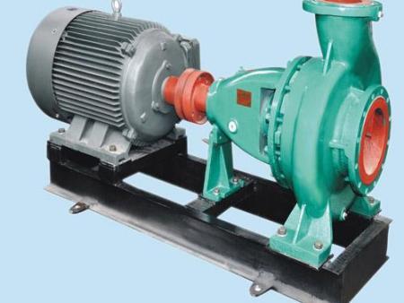 壓濾機喂料泵結構