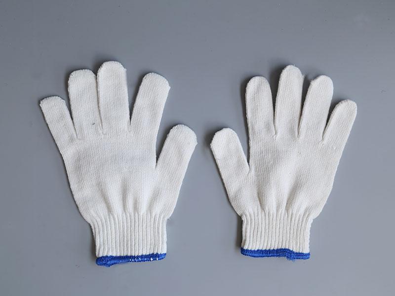 劳保线手套