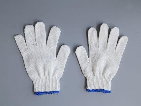 棉纱手套在生活中的作用