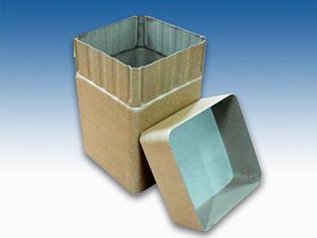 正方形纸桶供应
