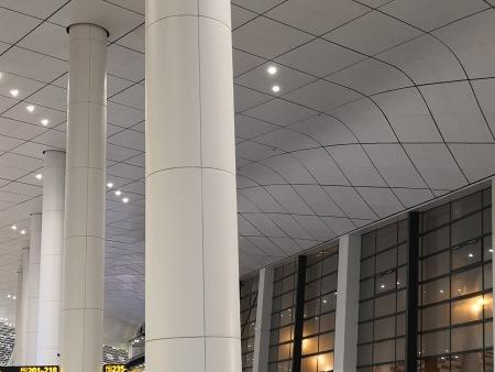 新郑机场候机楼1