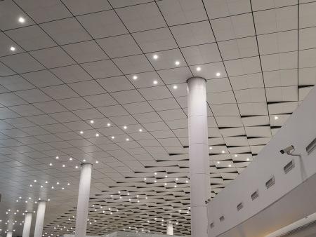 新郑机场候机楼4