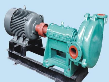 压滤机给料泵的设计要求
