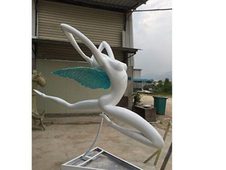 水泥假山喷泉雕塑