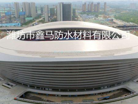 郑州奥体中心工程案例