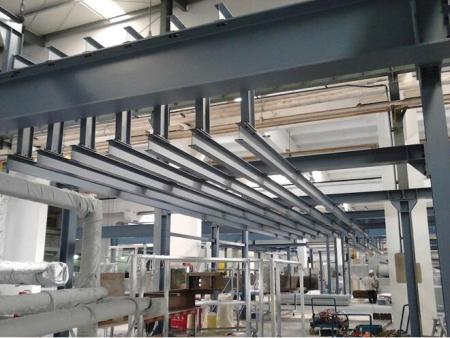 豪德機械鋼平臺