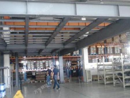 上海鋼平臺