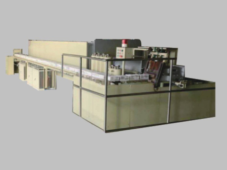CNTDL-H-1500-6.3m氢气氛隧道烧结炉