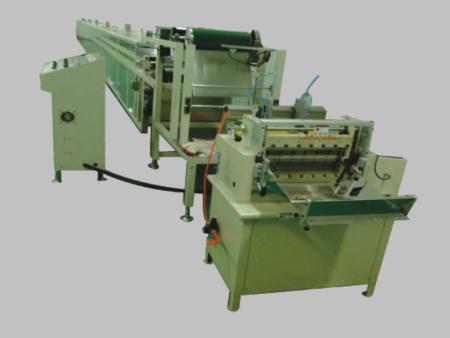 CNLY-11-300-12m全自动钢带流延机