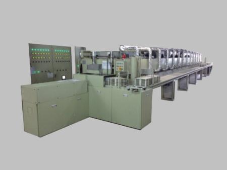 CNTDL-400-15m型推板隧道排胶炉
