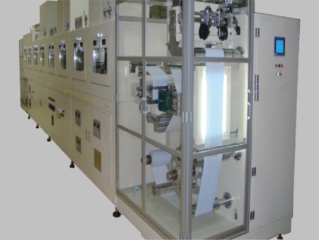 CNLY-BM-200-6m全自动薄膜流延机