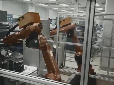 CNJQR-20型丝印上下料贝博德甲集成