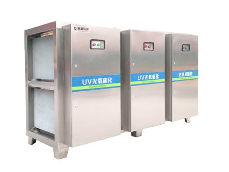 荣誉催化工业废气处理设备