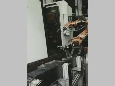 CNJQR-50型机床上下料贝博德甲集成