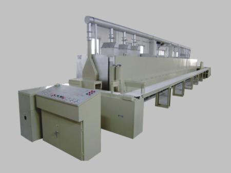 CNTDL-1400-16.2m单推板隧道烧结炉