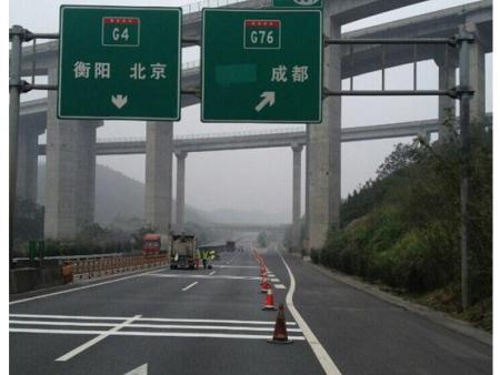 G4京珠高速施工