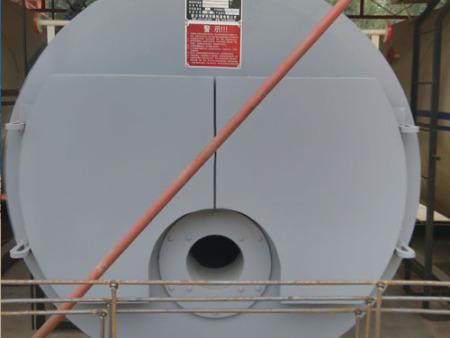 新乡锅炉设备专供 6吨燃气锅炉发往河北已出发
