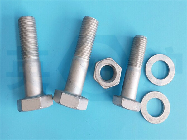 高强度螺栓螺母的工艺流程