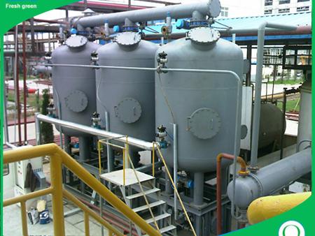废气多级活性炭吸附脱附—冷凝bwin下载—工业VOCS专用处理设备
