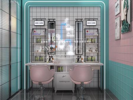 化妆品展示柜策划的五大要素