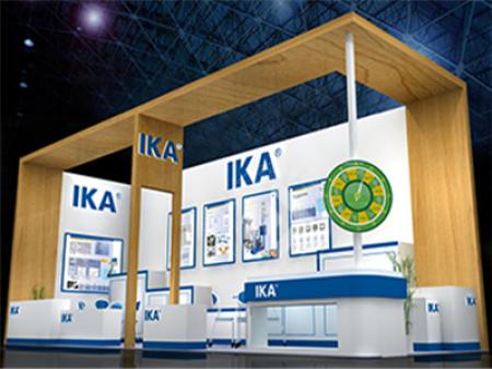 IKA展位设计方案----世语展示