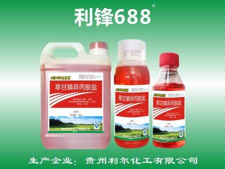 利锋688草甘膦异丙 胺盐