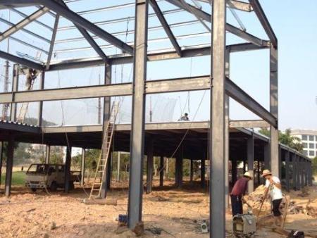 兰州钢结构制作