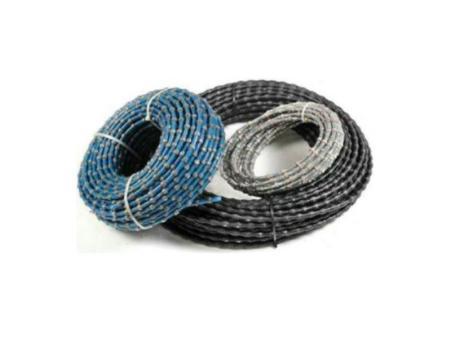 金刚石绳锯在施工时串珠转动怎么办?