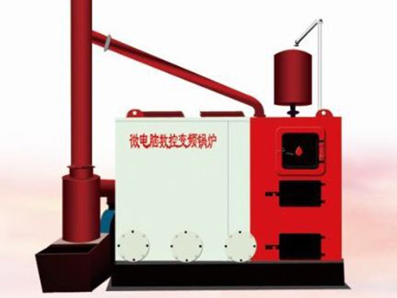山东环保数控锅炉