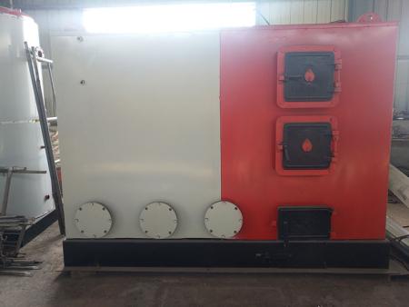 制作生物質蒸汽鍋爐需要做好填料的處理工作防止斷層