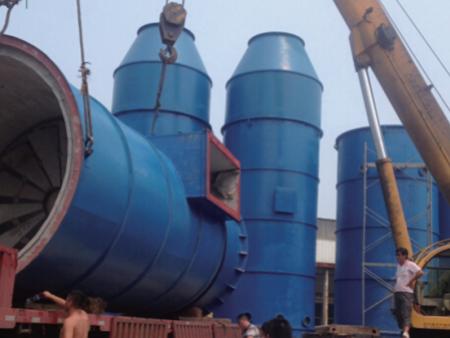 脱硫脱硝除尘器进行工作的原理是怎样的