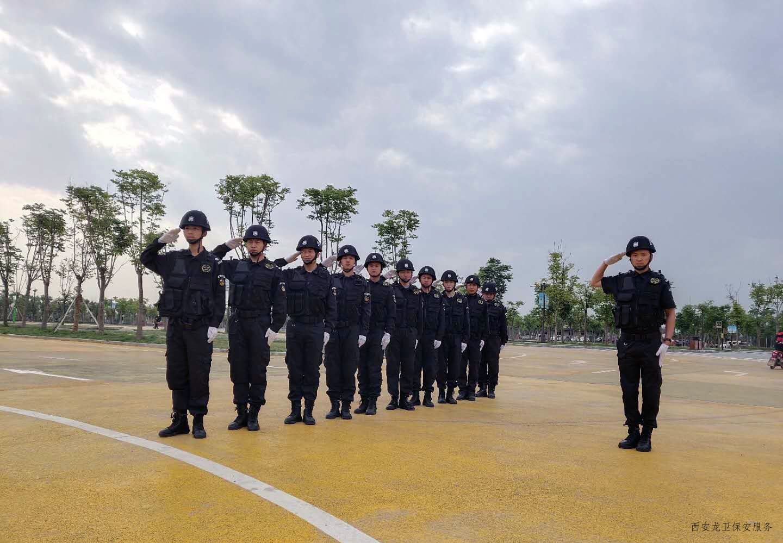 龙卫保安 | 不同岗位保安的职责