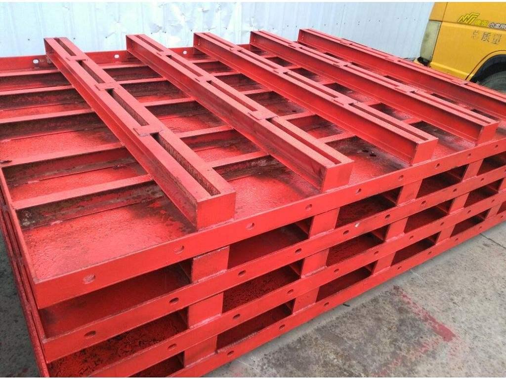 大型整體鋼模板安裝工藝介紹