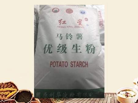 马铃薯生粉生产厂家