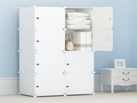 家解密:原料做出来的塑料衣柜质量20年不坏呢