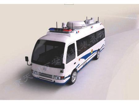 车载动中通(VSAT卫星通信网络)