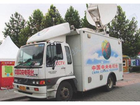 车载静中通(VSAT卫星通信网络)