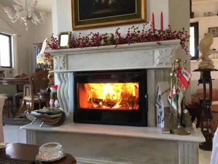 是每家庭都适合装真火壁炉吗?