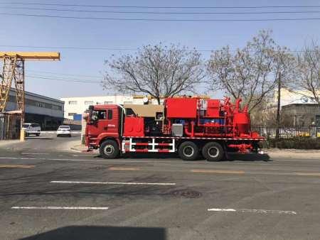 700固井水泥车