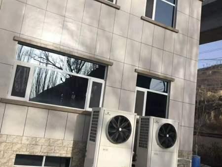 空气源热泵在冬天如何除霜?