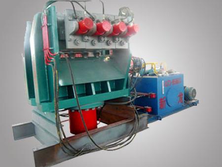单阳极磷生铁挤压机