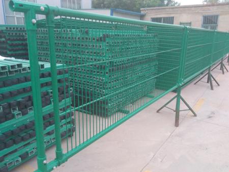 玻璃钢挡风墙-防风抑尘网成型后的处理
